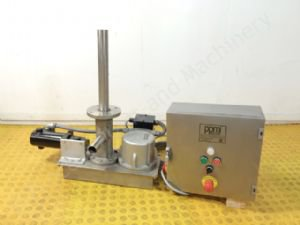 1.5 inch Automatic Low-Profile Point Powder Sampler
