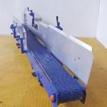 ~4.3m Long Belt Driven Conveyor