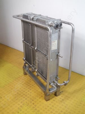 Swep Type C28 Stainless Steel Plate Heat Exchanger