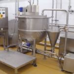 ~500 Ltr Stainless Steel Jacketed Mixing System