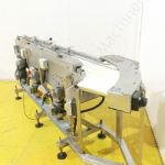 Belt Driven Conveyor with Bend