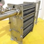 Alfa Laval MS10-SR Stainless Steel Plate Heat Exchanger