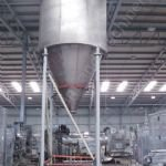 Anhydro Spray Dryer with Fluid Bed Dryer