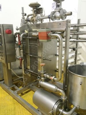Used 5,000 LPH Reda Milk Plant | Process Plant & Machinery