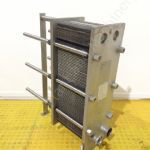 GEA Type VT10 CDLS-16 Stainless Steel Plate Heat Exchanger