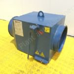 Nederman CARZ 250 Explosion Isolation Flap in Duct