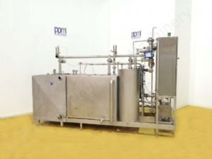3-Tank Single Channel Tetra Alcip 10 CIP System