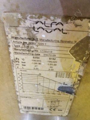 alfa laval brazed plate heat exchanger manual