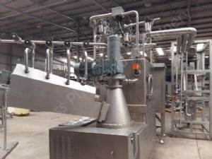Egli Frozen Butter Shredder & Blending Plant
