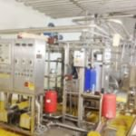 ~3,000 kg/hr Stabilised Cream Pasteuriser Plant