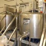 Small Scale Cheese Pilot Plant with Pasteuriser