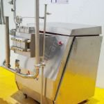 4,500 LPH APV Gaulin Model G24P-2P Homogeniser