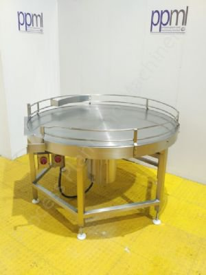 1500mm Stainless Steel Lazy Susan Rotary Turntable