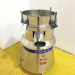 Russell Finex 16300 Stainless Steel Vibratory Sieve
