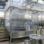 Dawson 36-12 Rotary Filling Machine with Integrated Capper