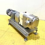 4kw 3 inch Johnson 30/0113 Jacketed Positive Lobe Pump