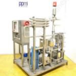 ~190 LPH Skid Mounted Cream Pasteuriser Plant