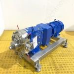 2.2kw 2.5 inch Waukesha Model 60 Positive Lobe Pump