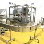FOGG 18-5 Type D-18-LH (Left Hand) Rotary Filler with Integrated Capper