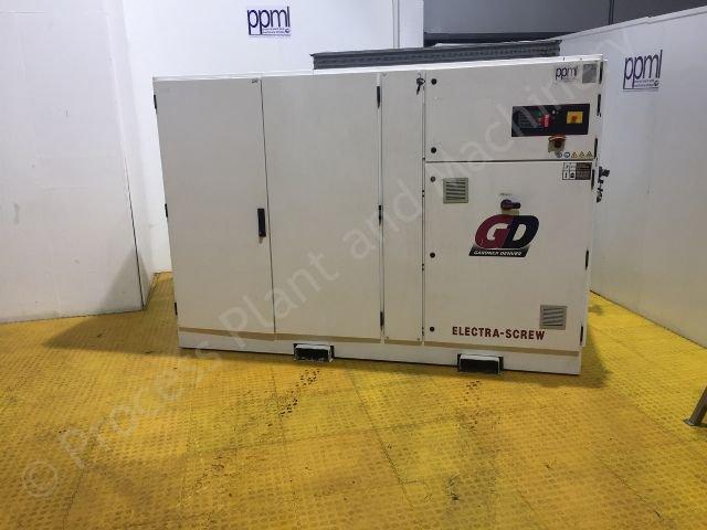 132kw gardner denver air compressor