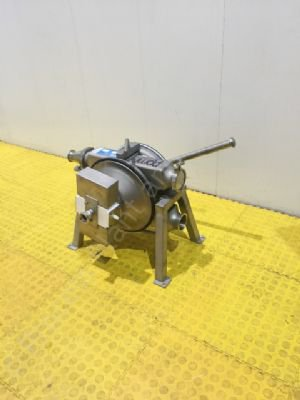 3 inch Flotronic Stainless Steel Double Diaphragm Pump