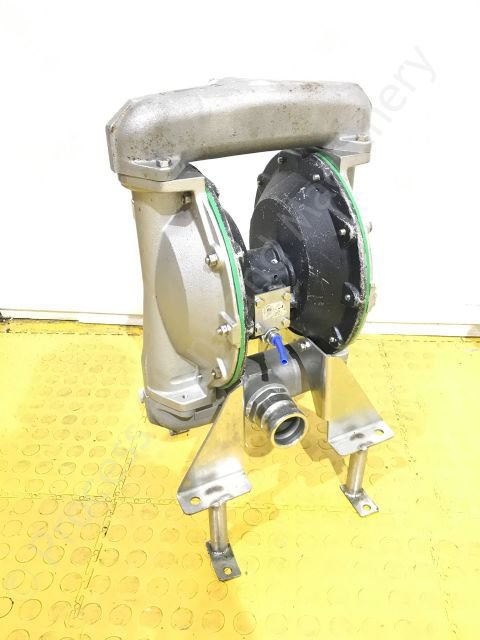 Used 2 inch aro stainless steel double diaphragm pumpppm ltd 2 inch aro stainless steel double diaphragm pump ccuart Choice Image