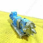 3kw 1.5 inch Waukesha Model 030 U1 Positive Lobe Pump