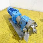 2.2kw 1.5 inch Waukesha Model 30 Positive Lobe Pump