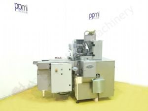 Benhil Multipack 8304 Automatic Butter Packing/Wrapping Machine