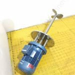 0.75kw PRG Type R100L-8D Side-Entry Silo Agitator