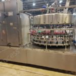 Dawson 24-8 Rotary Filling Machine with Integrated Capper & Cap Elevator