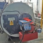 1,250kg/hr Robey Loos Dual Fuel Steam Boiler with Economiser