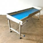 2000mm Long Elevated Gravity Roller Conveyor