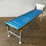 2250mm Gravity Roller Conveyor