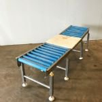 700mm Two-Sided Gravity Roller Conveyor