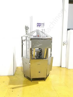 Brasholanda S.A Model 2502 Rotary Pot/Cup Filler