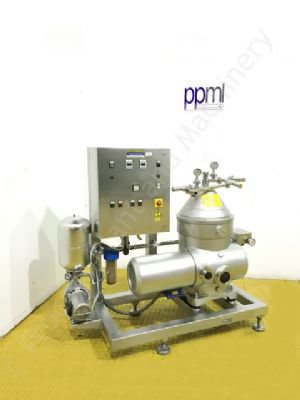3,000 LPH Seital SE15X Self-Cleaning Separator