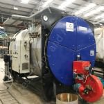 4,500kg/hr Cochran Wee Chieftain Packaged Steam Boiler