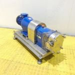 3kw 2 inch Ibex Model MOG 2020B Positive Lobe Pump