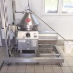 1,500 LPH Reda Model RE15T Milk Separator (YOM: 2007)