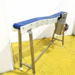 1.9m Long Modular Belt Driven Conveyor