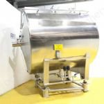 13,700 Ltr Bio-Inox Jacketed Vacuum-Rated Horizontal Cheese Vat