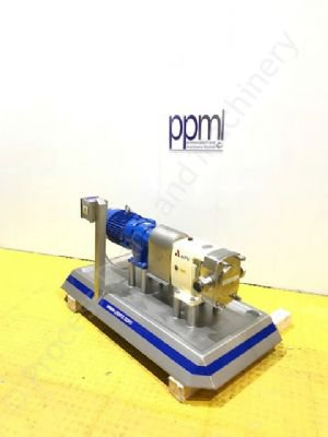 5.5kw 2.5 inch APV C13/30 Stainless Steel Positive Lobe Pump