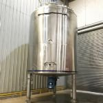 20,000 Ltr Jacketed Tank with Contra-Rotating Scraped Surface & High Shear
