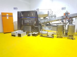 4,000kg/hr Simon Freres Contimab MC30 Continuous Butter Churn