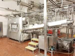 Simon Freres Contimab MC30 Continuous Butter Churn