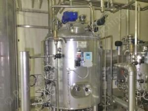 Complete Soft Cheese/Blue Cheese Fermentation Production Plant