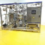 APV Skid Mounted Cream Pasteuriser Plant