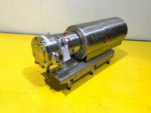 4kw 3 inch APV DW4 Positive Displacement Lobe Pump