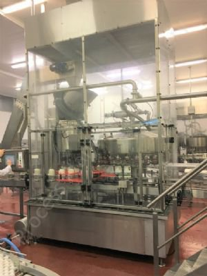 Oystar Dawson 24-8 Rotary Bottle Filling & Packaging Line